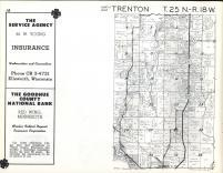 Trenton T25N-R18W, Pierce County 1960
